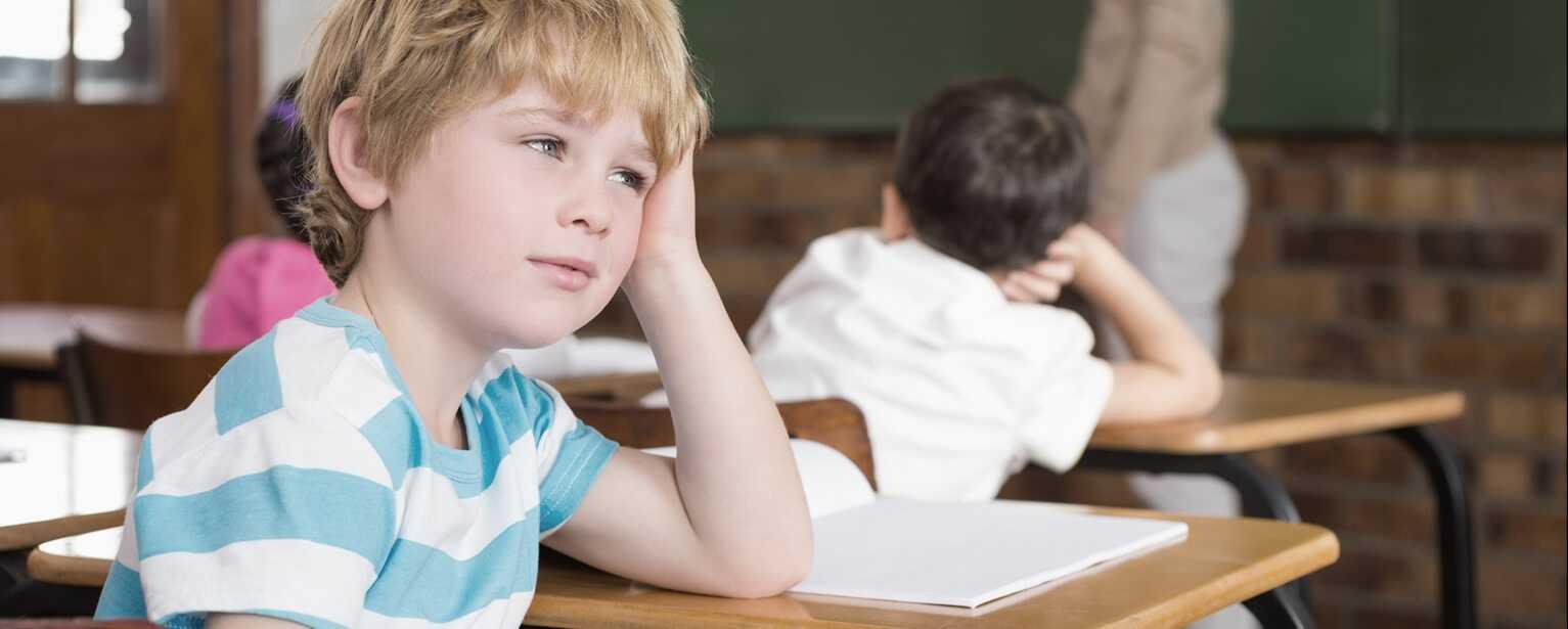 1.sınıf çocuğunda dikkat Bu belirtiler